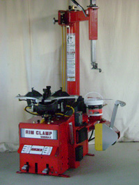 Used Combo Coats Tire changer .