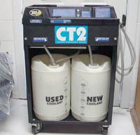BG CT2 Coolant Transfusion System Radiator