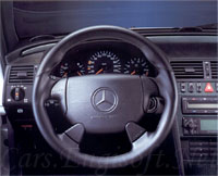 Mercedes AMG Sport Steering Wheel Style I