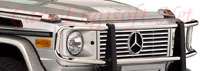 Mercedes G W463 Grille Guard