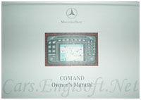 Mercedes Navigation User Manual