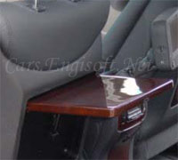Mercedes W220 S-Class Wood Rear Tray Tables