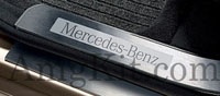 Mercedes W221 S-Class Non-illuminated Door Sill Panels
