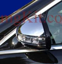 Mercedes  Chrome Mirror Covers