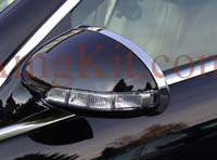 Mercedes Chrome Mirror Trim Covers