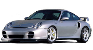 2001 & Up 996 Carrera Wheels