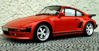 Porsche 930S Slant Nose Conversion Kit