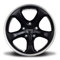 Formula GT 5 Spoke Monobloc wheels