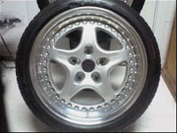 SpeedLine 3.6  Wheels