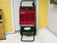 Used Robinair A/C Service Station