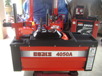 Used Coats 4050A Tire Changer.