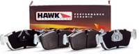 Hawk Permance Ceramic Front Brake Pads