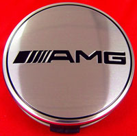 AMG Wheel Center Caps