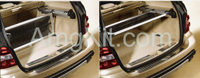 Mercedes ML Variable Cargo Divider